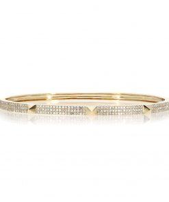 Modern Diamond BraceletStyle #: MK-36399-Y