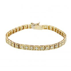 Diamond BraceletStyle #: JW-BRAC-RB-020