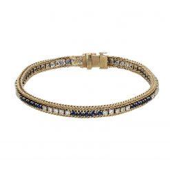 Vintage Sapphire BraceletStyle #: MH-BRAC-101