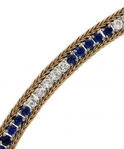 Vintage Diamond  BraceletStyle #: MH-BRAC-101