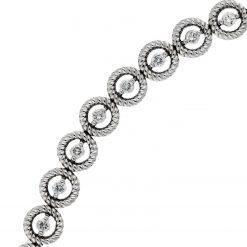 Diamond BraceletStyle #: MARS-25887