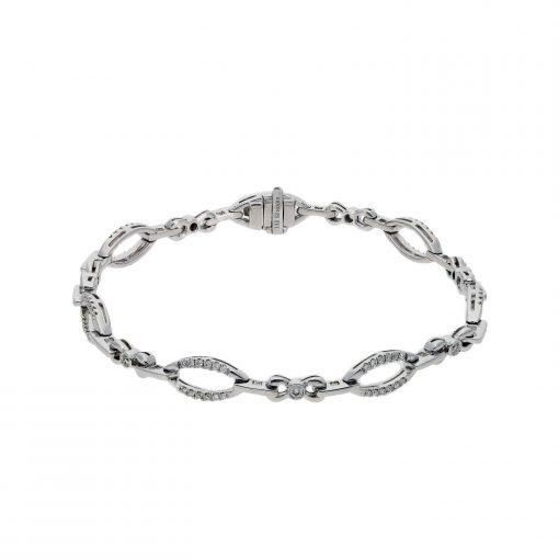 Diamond BraceletStyle #: iMARS-26745