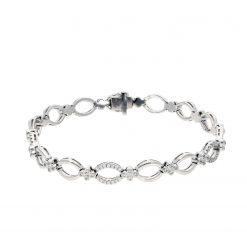 Diamond BraceletStyle #: MARS-26961