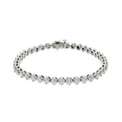 Diamond BraceletStyle #: MARS-26988
