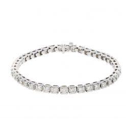 Diamond BraceletStyle #: MARS-26989