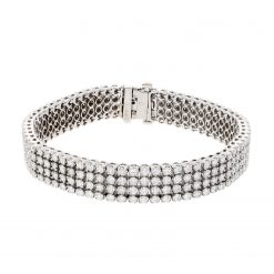 Diamond BraceletStyle #: MARS-BR1957