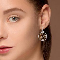 Diamond EarringsStyle #: PD-LQ7169E
