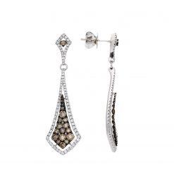 Diamond EarringsStyle #: PD-LQ8355E
