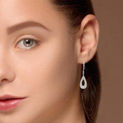 Diamond EarringsStyle #: PD-LQ8983E