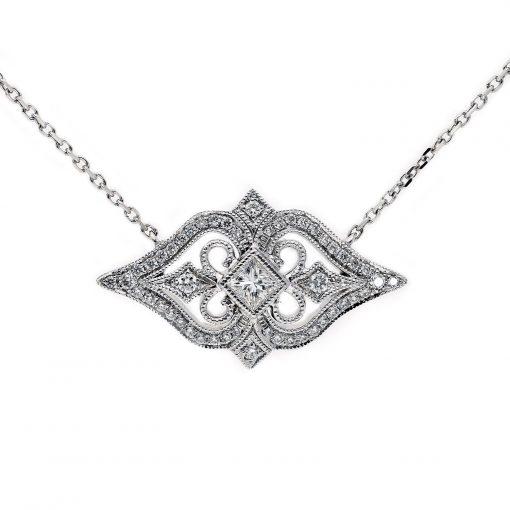 Diamond NecklaceStyle #: PD10123513
