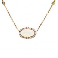 Opal NecklaceStyle #: PD-LQ2996N