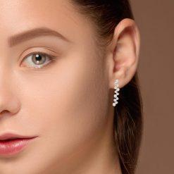 Diamond EarringsStyle #: ANC-HK5396