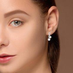 Diamond EarringsStyle #: ANC-I2018