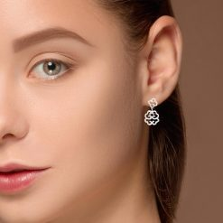 Diamond EarringsStyle #: ANC-MY5096C