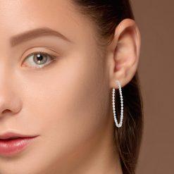 Diamond EarringsStyle #: MARS-27060