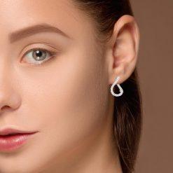 Diamond EarringsStyle #: MARS-27126