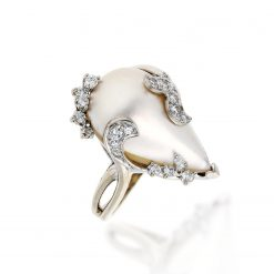 Pearl RingStyle #: MH-FAS-219-R01