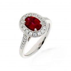 Ruby RingStyle #: PD-LQ142L