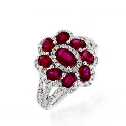 Ruby RingStyle #: PD-LQ17636L