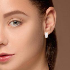 Diamond EarringsStyle #: PD-LQ1993E