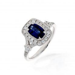 Sapphire RingStyle #: PD-LQ20037L