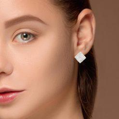 Diamond EarringsStyle #: PD-LQ379E