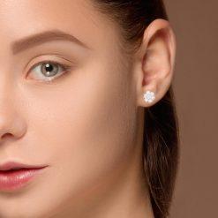 Diamond EarringsStyle #: PD-LQ5876E