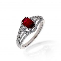 Ruby RingStyle #: PD-LQ9612L