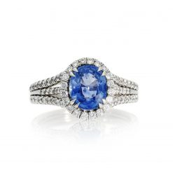 Sapphire RingStyle #: PSAF-003