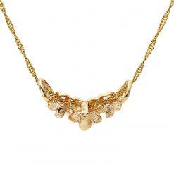 Diamond NecklaceStyle #: Estate