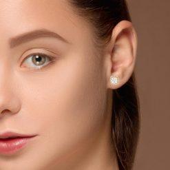 Diamond EarringsStyle #: PD-LQ8841E