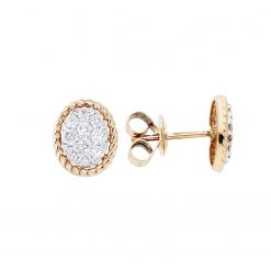 Diamond EarringsStyle #: PD-LQ9348E