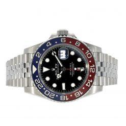 Rolex GMT Master II Pepsi - 126710BLROSKU #: ROL-1179