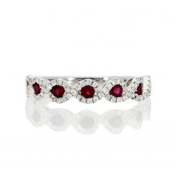 Ruby RingStyle #: MARS-26551