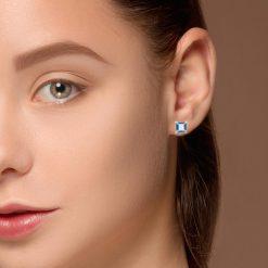 Topaz EarringsStyle #: MH-EAR-TPZ-02