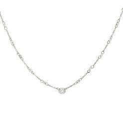 Diamond NecklaceStyle #: RIU-33410