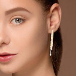 Diamond EarringsStyle #: RIU-31886