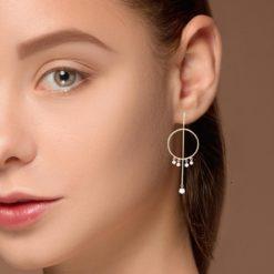 Diamond EarringsStyle #: RIU-37225