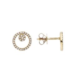 Diamond EarringsStyle #: MK-811985