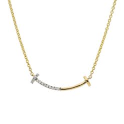 Diamond NecklaceStyle #: ROY-C9573D
